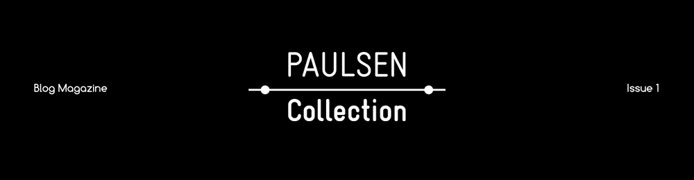 Paulsen Media - Blog issue #1